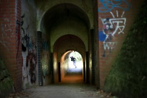 Tunnelende